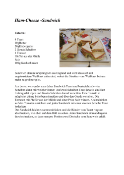 High Tea Rezepte