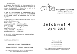 Infobrief LBS 4 April- 14-15