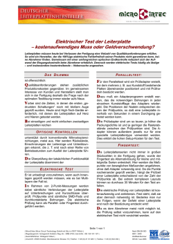 E-Test | PDF - MicroCirtec