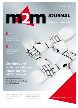 PDF-Download - M2M Alliance