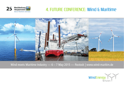 Booklet  - Wind Energy Network