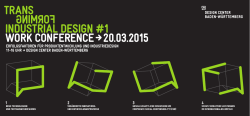 20.03.2015 Transforming Industrial Design #1 Work Conference