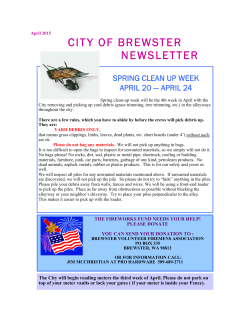 2015 SPRING NEWSLETTER English and Spanish.pub