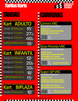 Imprimir en PDF - Valencia Karting Center