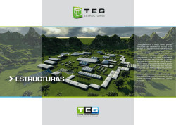 ESTRUCTURAS - Total Events Group