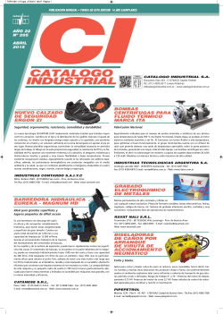 147 tapa - Catalogo Industrial
