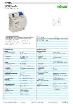 787-1014, EPSITRON® COMPACT Power